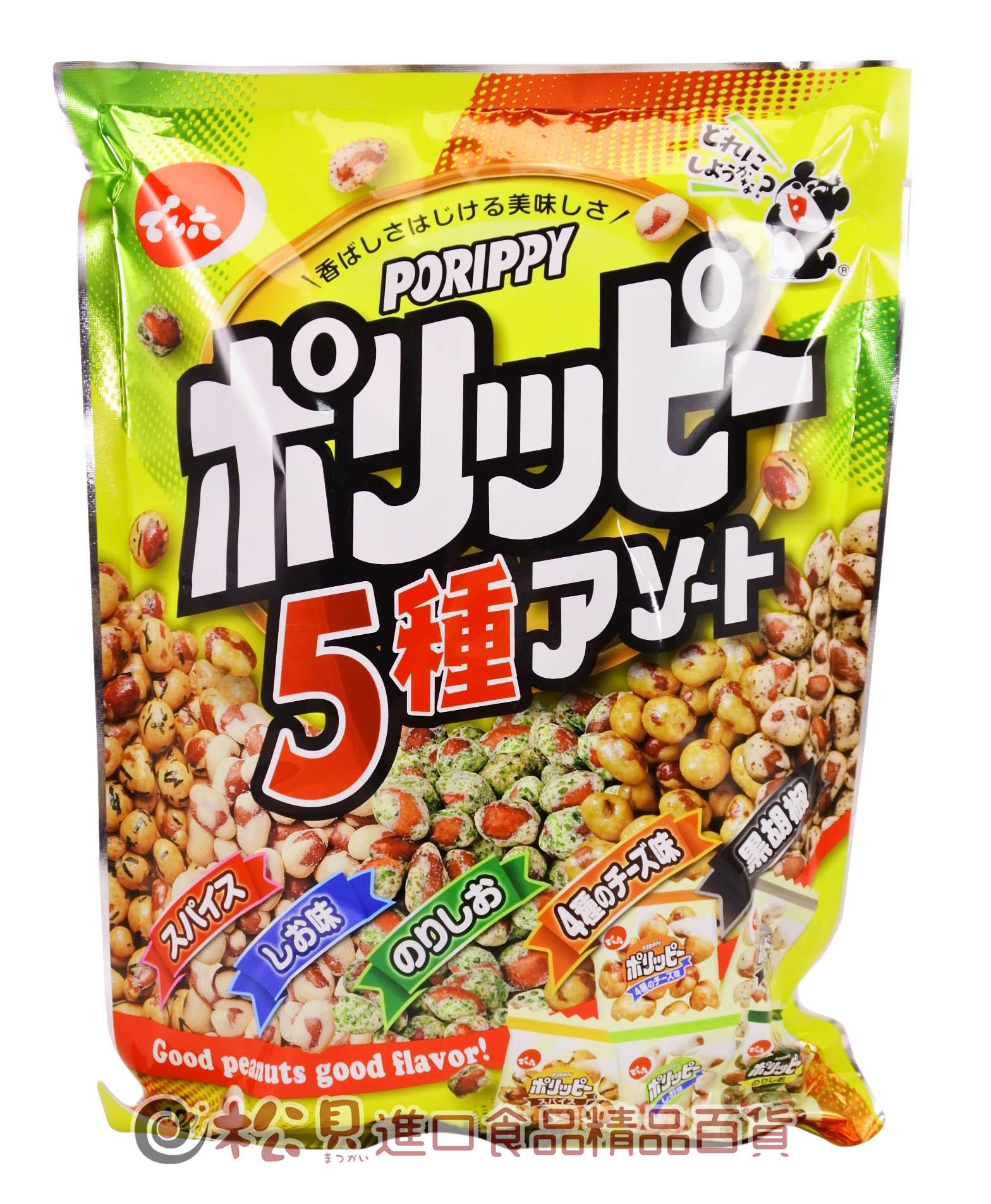 天六綜合豆果子180g【4901930101255】