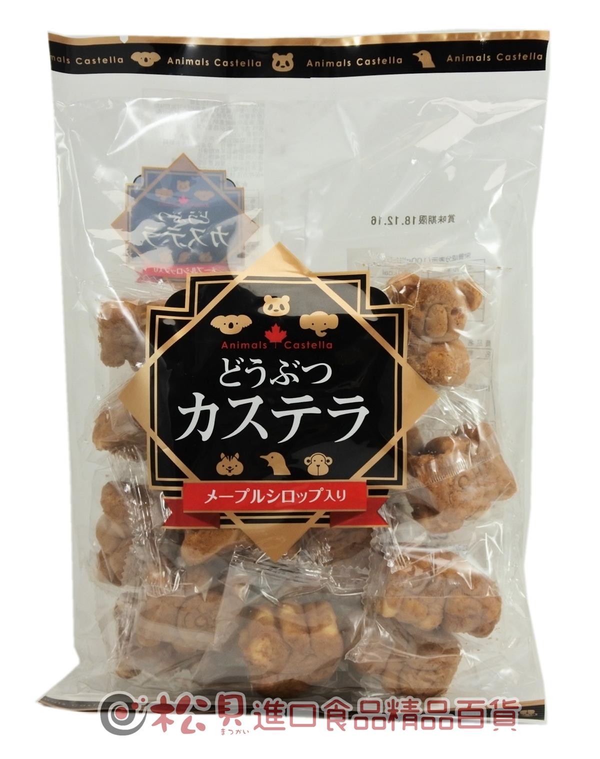 伊藤動物造型蛋糕190g【4970616155028】