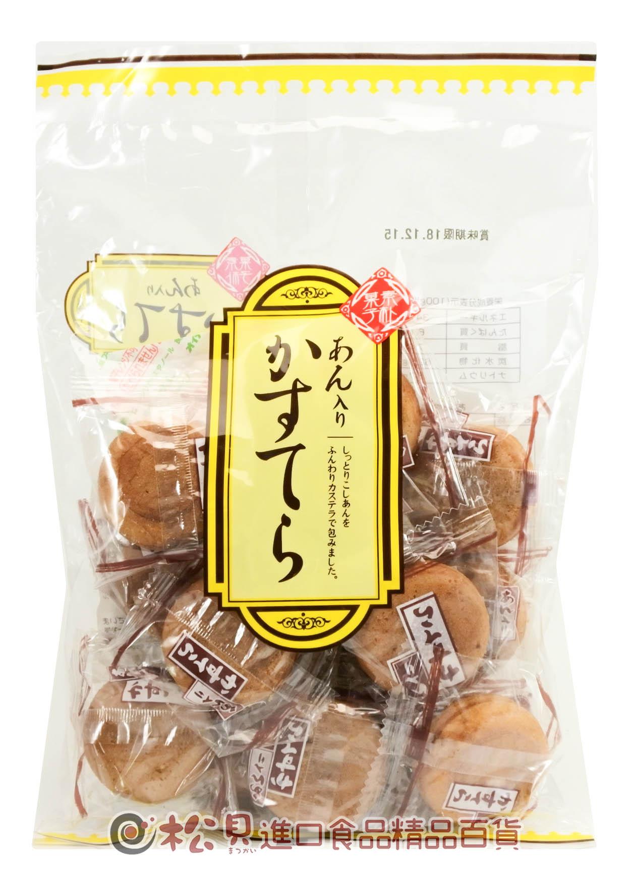 伊藤紅豆蛋糕225g【4970616155011】
