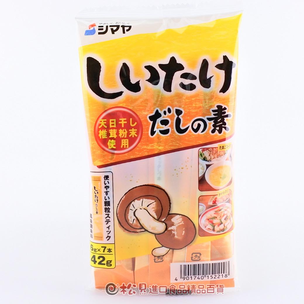 喜滿屋香菇小湯精7入42g【4901740152218】