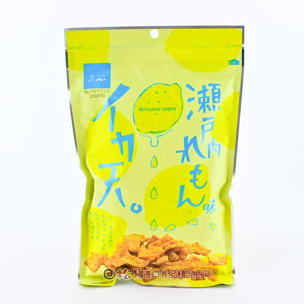 瀨戶檸檬魷魚天婦羅85g【4978376219004】