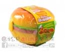呦皮漢堡包QQ軟糖100g【4711402827480】