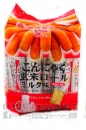 北田蒟蒻糙米捲(牛奶口味)160g【4711162821537】