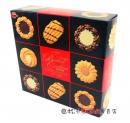 北日本典雅奶油餅盒禮盒310g【4901360311682】
