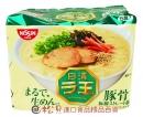 日清麵王5食包麵(豚骨)430g【4902105107355】