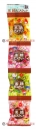 北陸三麗鷗黑糖餅4連60g【4902458004745】
