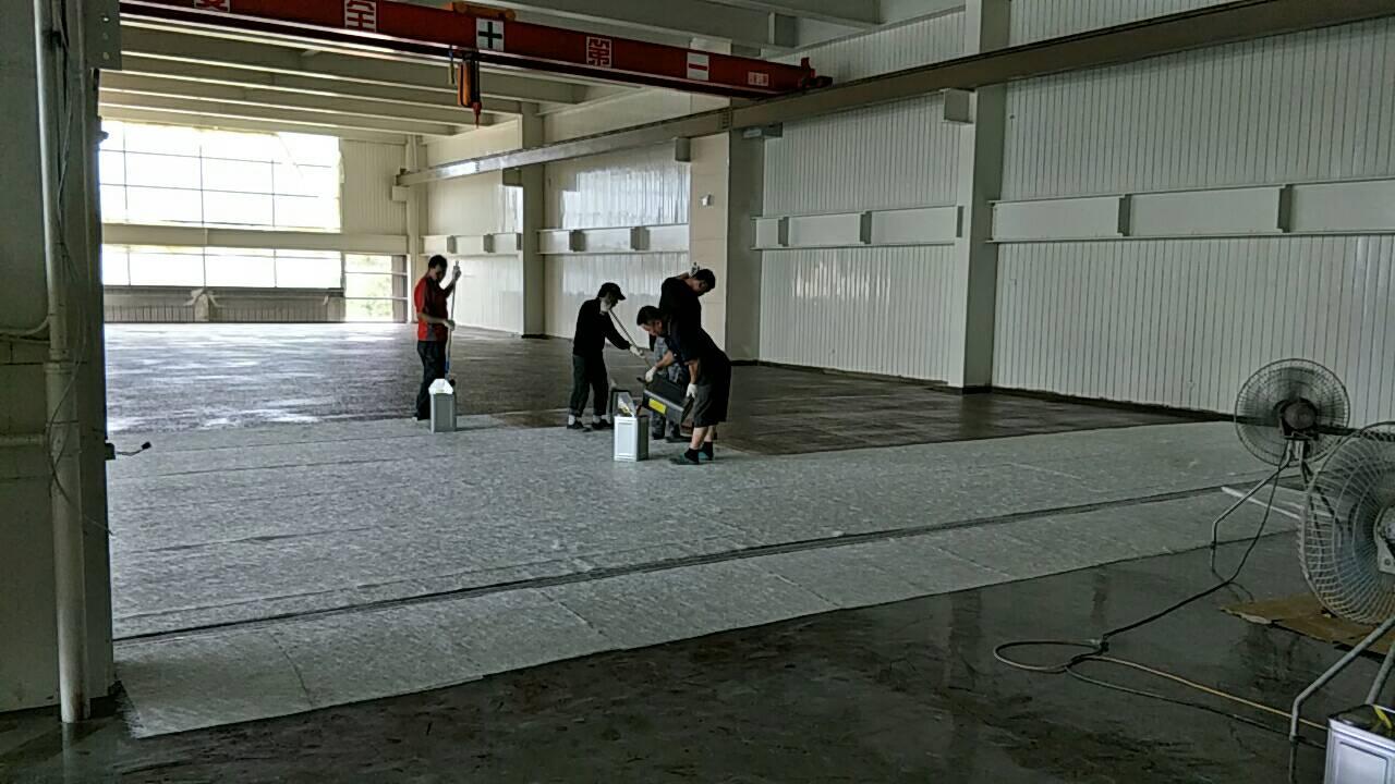 地坪施工6