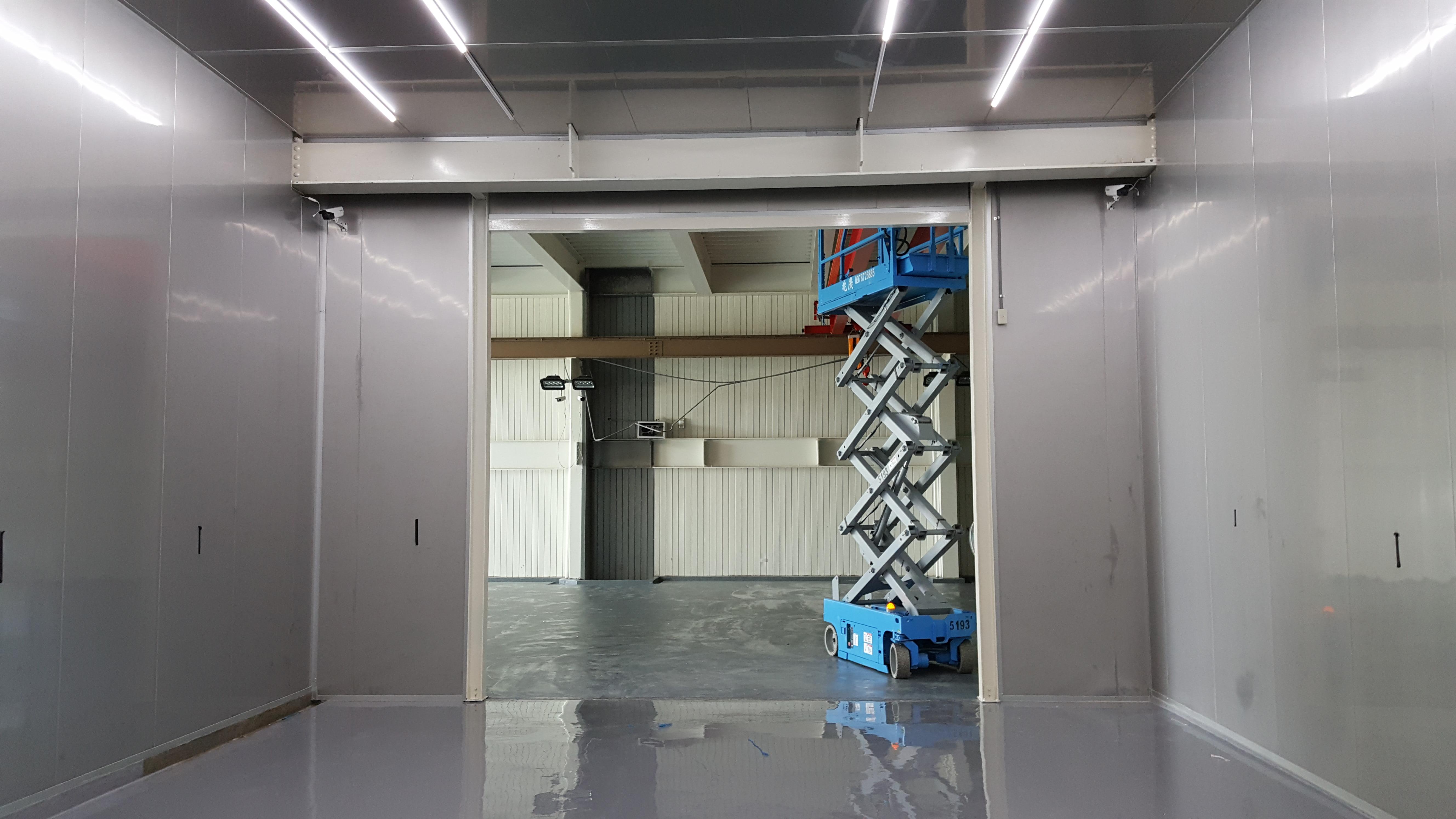 庫板隔間及天板5