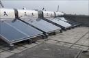 太陽能面板安裝(中華電信金門會館)