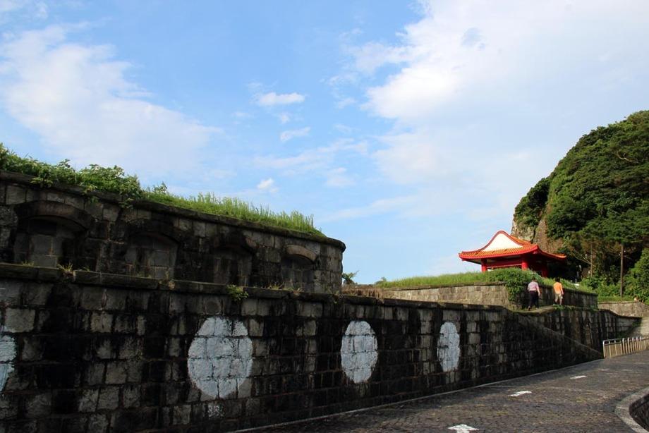 白米甕砲台