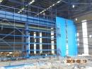 豐興鋼鐵擴廠外牆鋼構補強工程