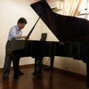 上統賣出KAWAI GS-30演奏琴搬運紀錄4