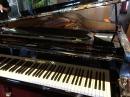日本新宿KAWAI公司 參觀鋼琴3