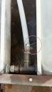 子午線太陽能熱水器維修-循環管接頭噴水1