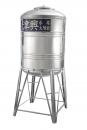 立式1T高腳防震型水塔