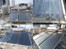 三久太陽能熱水器-太陽能板漏水更換森林太陽能熱水器(三片一桶400公升)