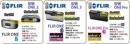Flir 紅外線熱顯像儀 熱像儀 FLIR ONE 搭配Android 或是 iOS 電氣 與 機械 監測 領域 漏水 寵物 車輛 野外觀察