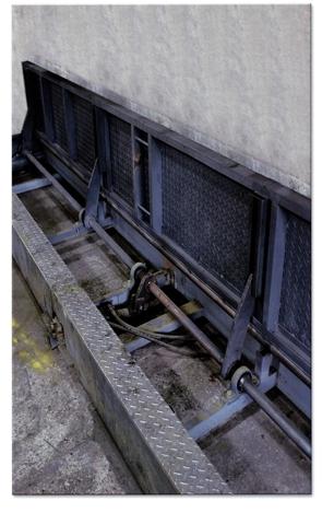 全自動防水閘門