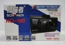 掃描者KD-98  雙鏡頭行車紀錄器 (前鏡頭+後鏡頭)